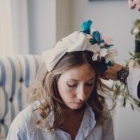 Tocados para novias sin velo