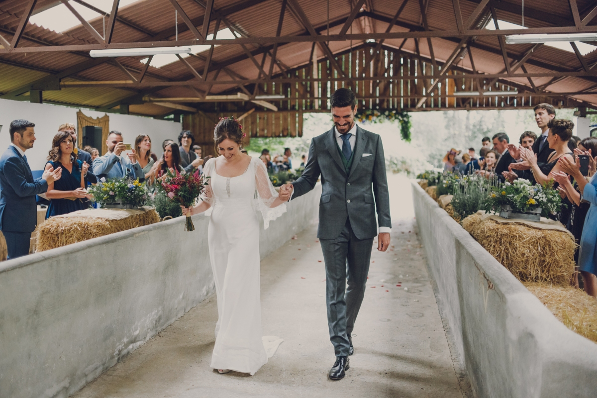 Garazi + Aitor. Una boda en Markina