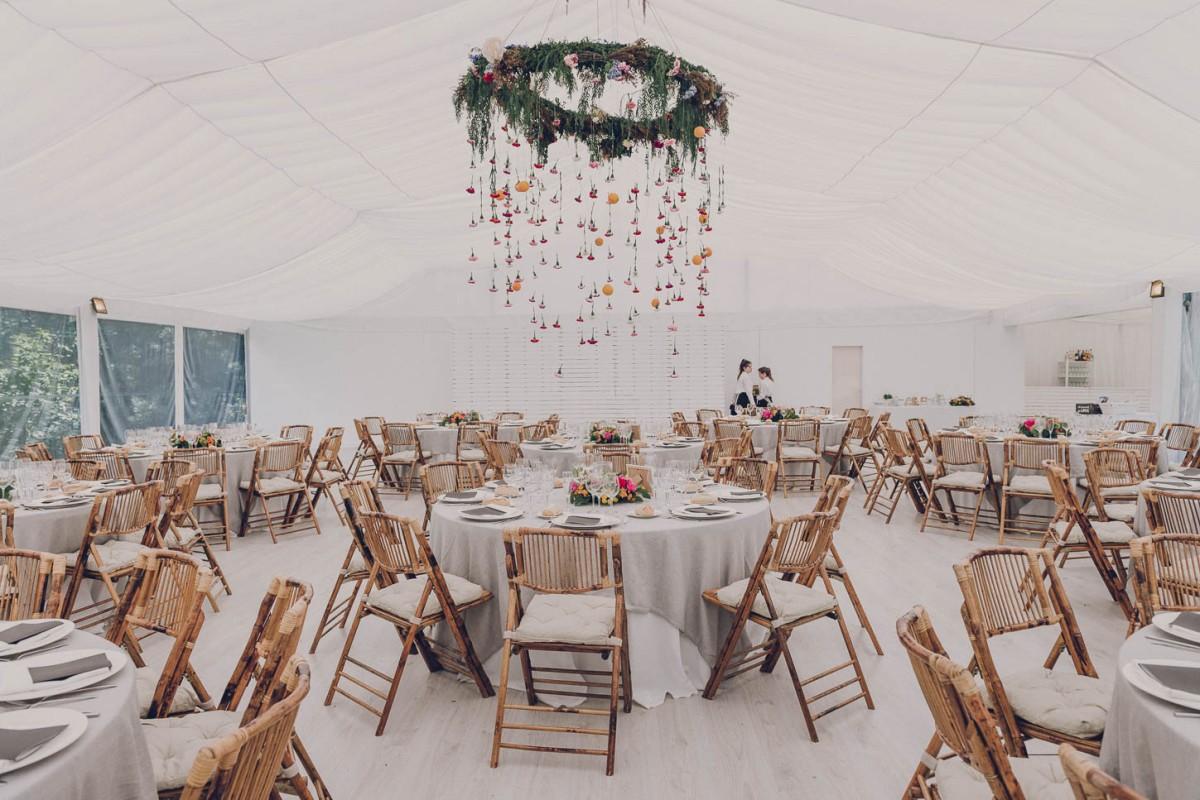 La importancia de la decoración floral en una boda