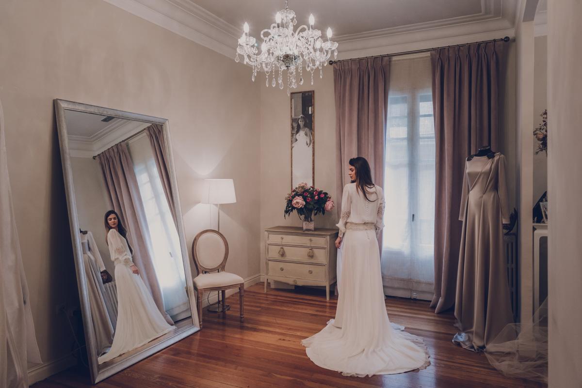 vestidos de novia a medida bilbao llamazaresfoto