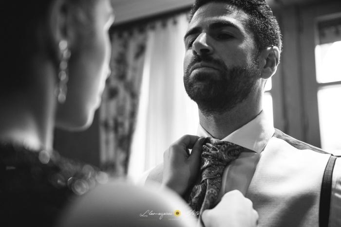 boda, preparativos novio