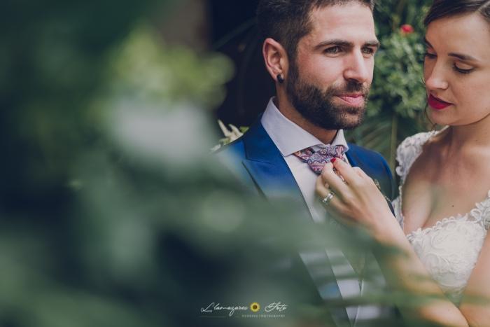 fotos de pareja boda Gernika