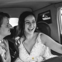 Marc y Laura. Una boda vasco-suiza en Getxo