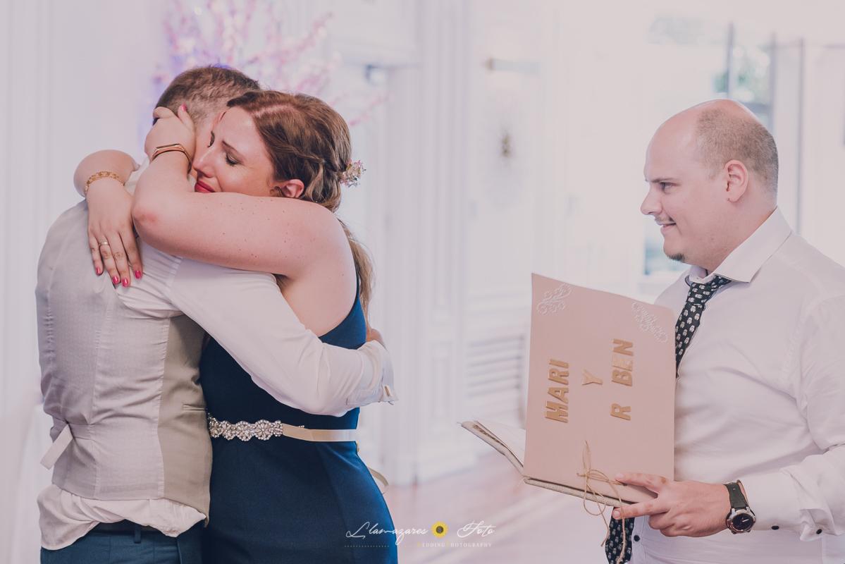 detalles de boda a los hermanos