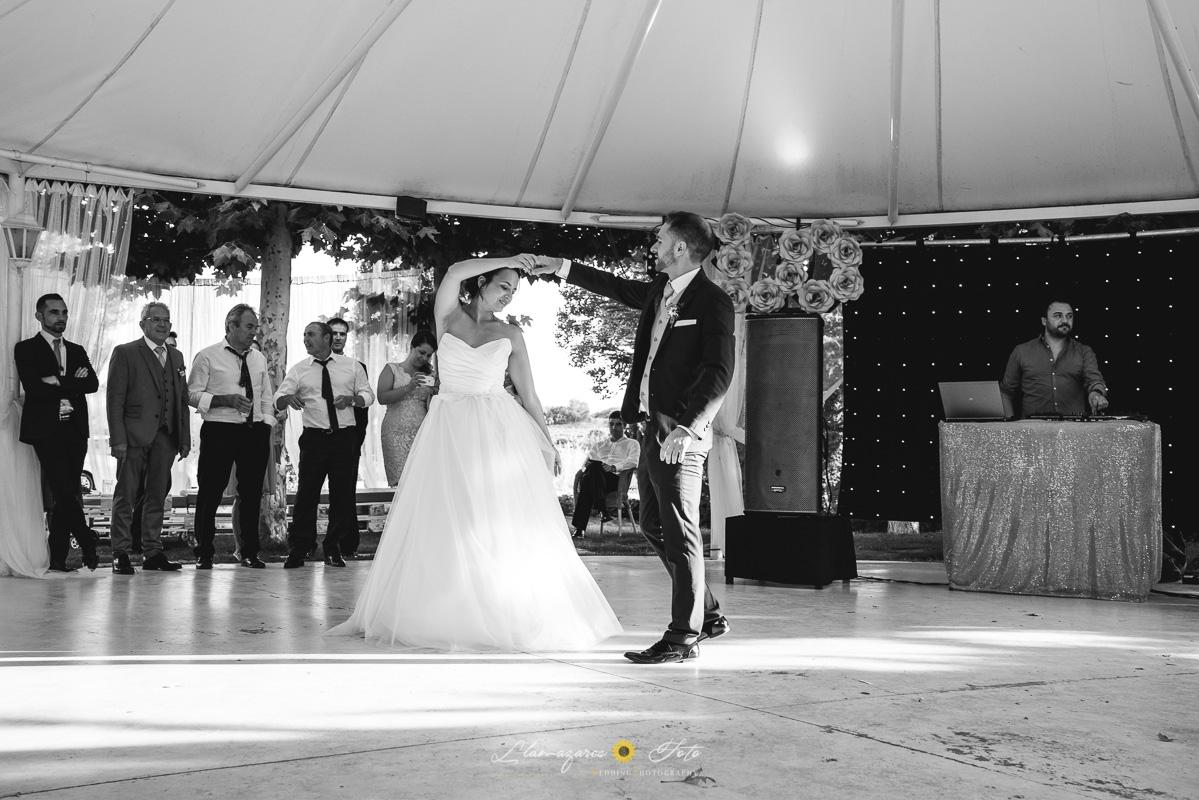 primer baile de matrimonio