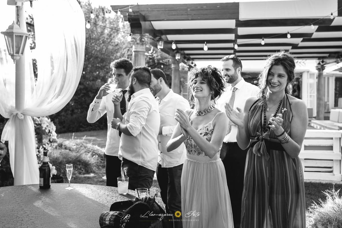 invitadas gemelas boda