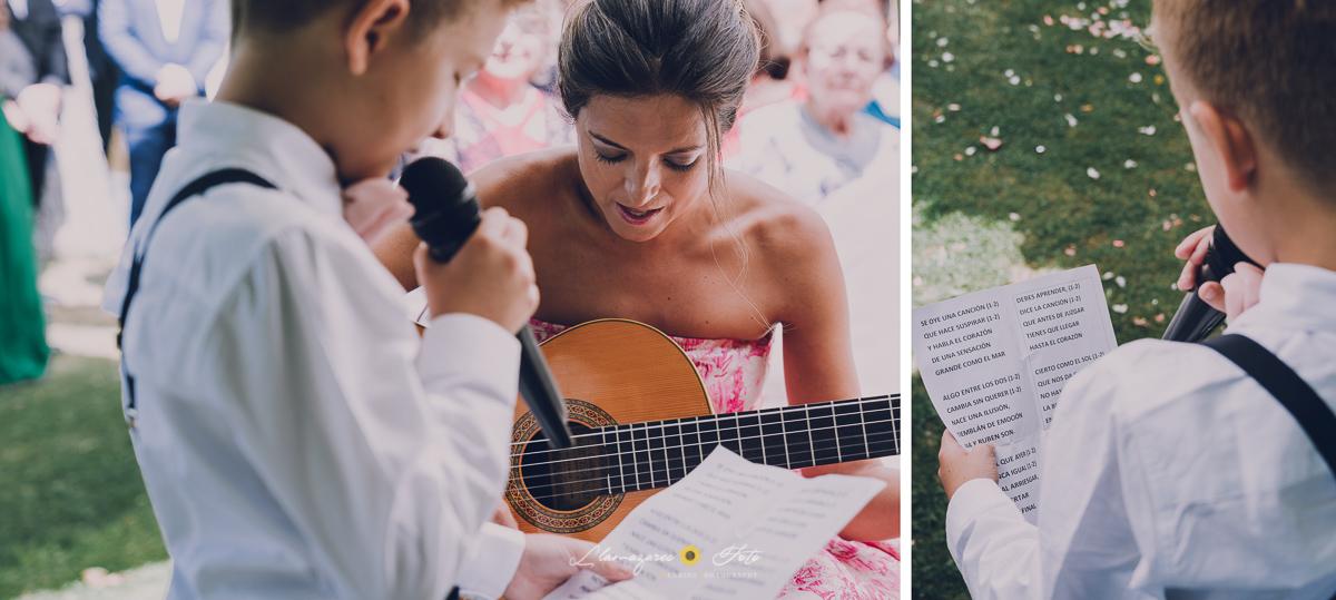 sorpresa boda a los novios